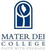 Mater Dei College