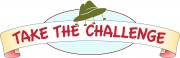 Take the Challenge logo