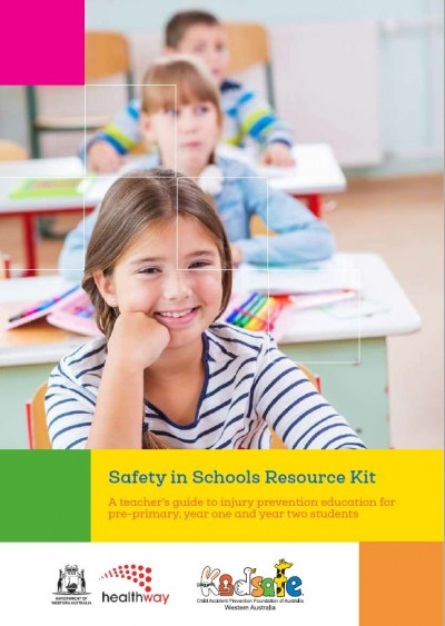 Safety in Schools Resource Kit (cover)